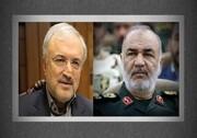 جزئیات تماس تلفنی فرمانده کل سپاه با وزیر بهداشت درباره کرونا