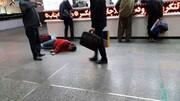 تکذیب تصویر مربوط به فرد مبتلا به کرونا در ترمینال غرب/ عکس