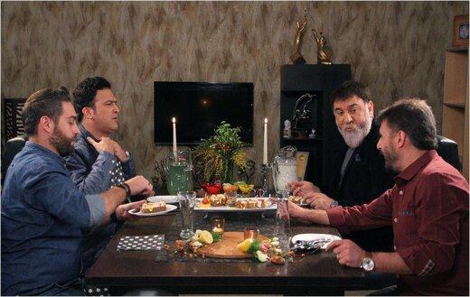 بازیگران خارجی «شام ایرانی» به کشورهایشان برگشتند/ دردسرهای کرونا برای مجموعه شبکه نمایش خانگی!