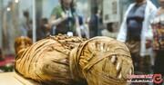 مصر و شگفتی جدیدش: مومیایی ۳۰۰۰ ساله ای که حرف می زند! +تصاویر