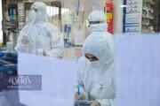 ببینید   نخستین تصاویر از محل قرنطینه بیماران مبتلا به کرونا در بیمارستان مسیح دانشوری