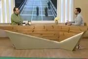 ببینید | انتقاد جنجالی مجری تلویزیون از اهدای بسته مخصوص پیشگیری از کرونا به نمایندگان مجلس