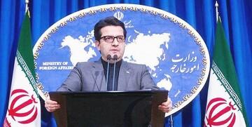 سخنگوی وزارت خارجه:گزینه نظامی روی میز آمریکاییها کپک زده است