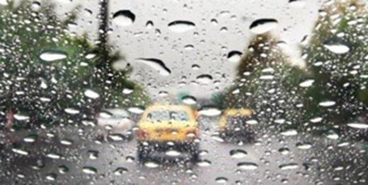 اوج بارش باران در تهران امشب است/آبگرفتگی نداریم