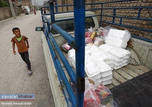 ممنوع بودن توزیع غذای نذری در بقاع متبرکه اردبیل