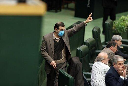 مهمان ناخوانده درهای مجلس را قفل کرد/ پارلمان زیر سایه کرونا