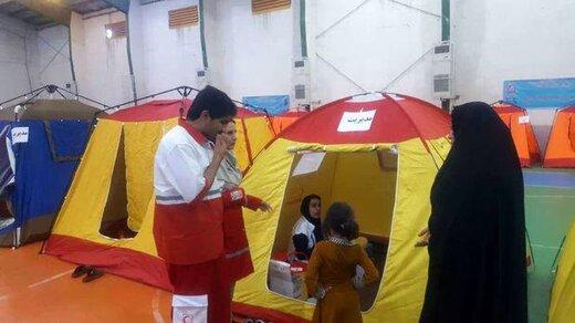 تجهیز ۴۰ اردوگاه اسکان اضطراری در شهرهای لرستان