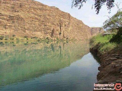 بهشتی در ایران؛ چال کندی کجاست؟ +تصاویر