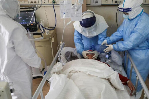 درگذشت یک بیمار مبتلا به ویروس کرونا در استان البرز