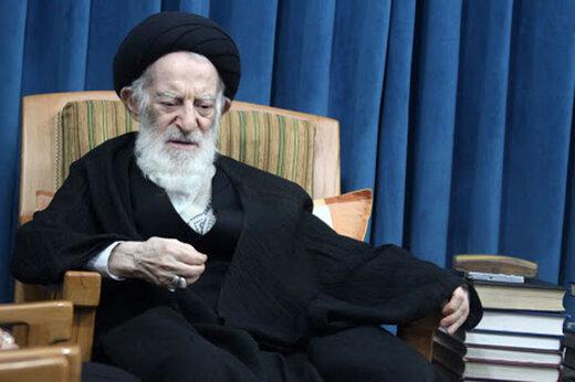 خواهر آیت الله شبیری زنجانی بخاطر ابتلا به کرونا درگذشت /تسلیت لاریجانی