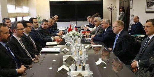 هیات روسی با تعلیق مذاکرات، آنکارا را ترک کرد