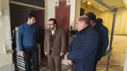۱۰ میلیارد ریال برای اتمام بازسازی خانه تئاتر تبریز نیاز است