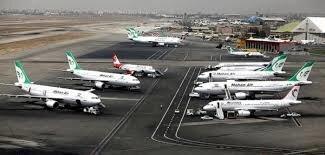 پروازهای فرودگاه تبریز به مقصد استانبول تا اطلاع ثانوی لغو شد