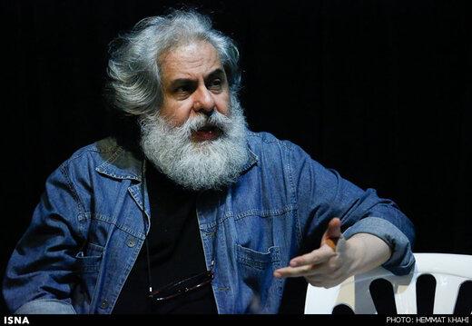محمد رحمانیان: همه تئاترها و فیلمها فدای تار موی یک هموطنم