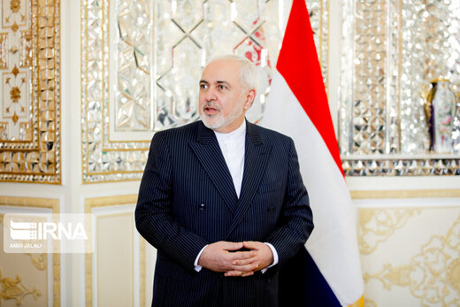 Zarif lauds WHO for its solidarity with Iran in fighting coronavirus