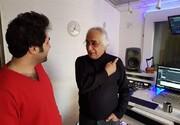پروژه موسیقایی جدید شمس لنگرودی