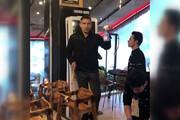 ببینید | آموزش مبارزه با ویروس کرونا به سبک احمدرضا عابدزاده!