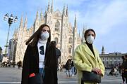 ببینید | بلایی که کرونا به سر ایتالیا آورده است و تعداد مبتلایان!