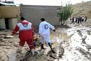 امدادرسانی به ۶۹۱ سیلزده در لرستان