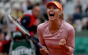 شاراپووا از دنیای تنیس خداحافظی کرد
