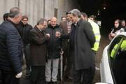 ببینید | دست دادن ضد کرونایی شهردار و استاندار تهران!