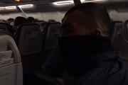 ببینید | خشم بازیکنان خسته و ترسیده از پرواز استقلال در هواپیمای سیرجان