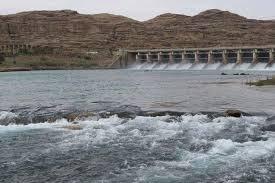 افزایش ۲/۵ برابری ظرفیت خالی سدهای خوزستان نسبت به سال گذشته