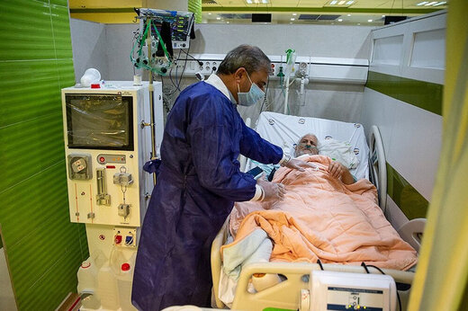 ببینید | آخرین آمار مبتلایان به ویروس کرونا در ایران از زبان رئیس اطلاع رسانی وزارت بهداشت