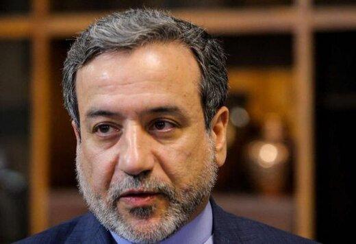 واکنش عراقچی به خوشحالی رئیس اندیشکده آمریکایی برای شیوع کرونا در ایران/عکس