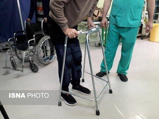 تعویض همزمان ۲ مفصل زانوی بیمار مبتلا به هموفیلی برای اولین بار در شمال غرب کشور