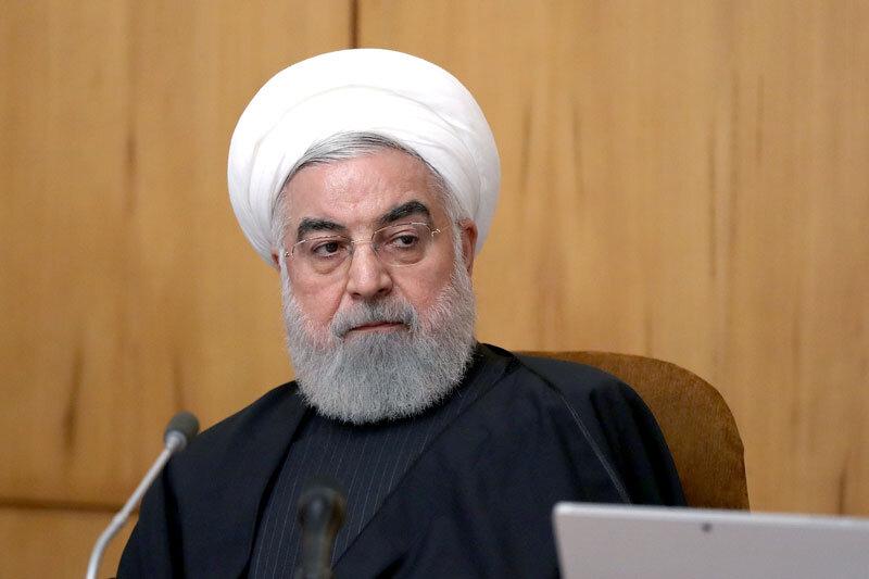 روحاني : لا قرار بفرض الحجر الصحي على أي مدينة بسبب كورونا