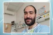 ببینید   مصاحبه علی رضوانی با بیمار کرونایی در قرنطینه که با دست نشسته پیتزا خورده بود!
