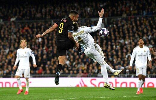 ترکیب منچسترسیتی و رئال مادرید اعلام شد