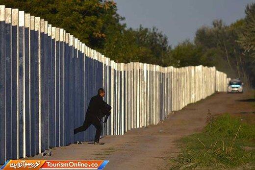 مرزهاو سرزمین ها؛از جدایی ها شکایت می کند