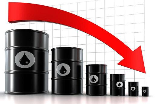بازار نفت سکته کرد/ کاهش قیمت رکورد زد