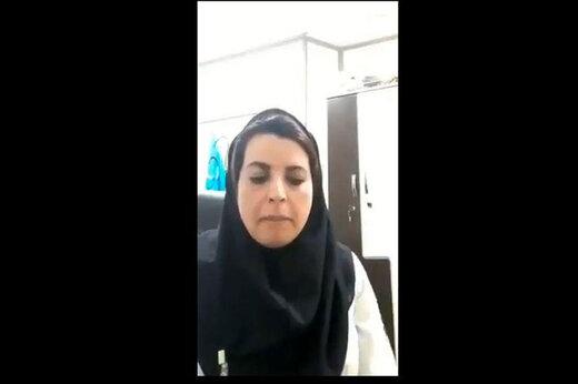 ببینید   پزشک بیمارستان امام خمینی تهران: تا به حال فقط دو مورد فوتی بر اثر کرونا داشتیم
