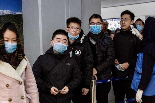 ورود تمام اتباع چین به کشور ممنوع اعلام شده است
