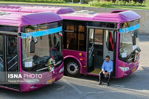 کاهش ۲۵ درصدی جابجایی مسافر در ناوگان اتوبوسرانی بیرجند