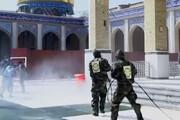 ببینید | عراقیها اینگونه به جنگ کروناویروس رفتند