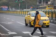 هوای تهران ناسالم است/ پایتخت در وضعیت نارنجی