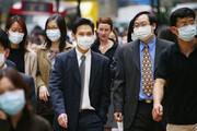 ببینید | بزن بزن در خیابان های ژاپن بر سر ماسک ضد کرونا!