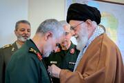 بشونید | شرط عبور از بحران در بیانات سپهبد قاسم سلیمانی و رهبر انقلاب