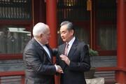ظریف به چینیها تبریک گفت