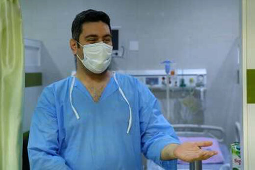 ببینید | شرایط قرنطینه از زبان یک بیمار کرونایی و جالب ترین جوکی که درباره کرونا شنیده!