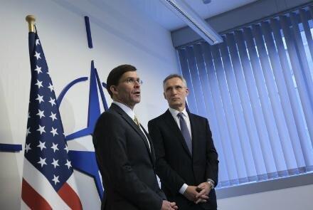 رهبران پنتاگون و ناتو به افغانستان میروند