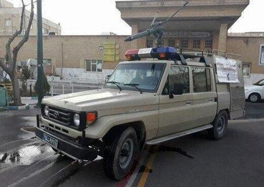 آغاز عملیات ضدعفونی کرونا در قم با مشارکت سپاه و شهرداری