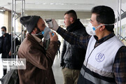 تصاویر | تدابیر بهداشتی و تست کرونا در تبریز