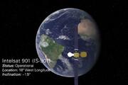 ببینید | فرایند جالب سوخت رسانی به ماهواره «اینتل ست» در مدار زمین
