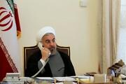 روحانی به امیر قطر: دولتهای جهان برای مقابله با کرونا کنار هم باشند