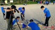 شهری در چین که تلاش می کند از دست ویروس کرونا جان سالم به در ببرد! +تصاویر